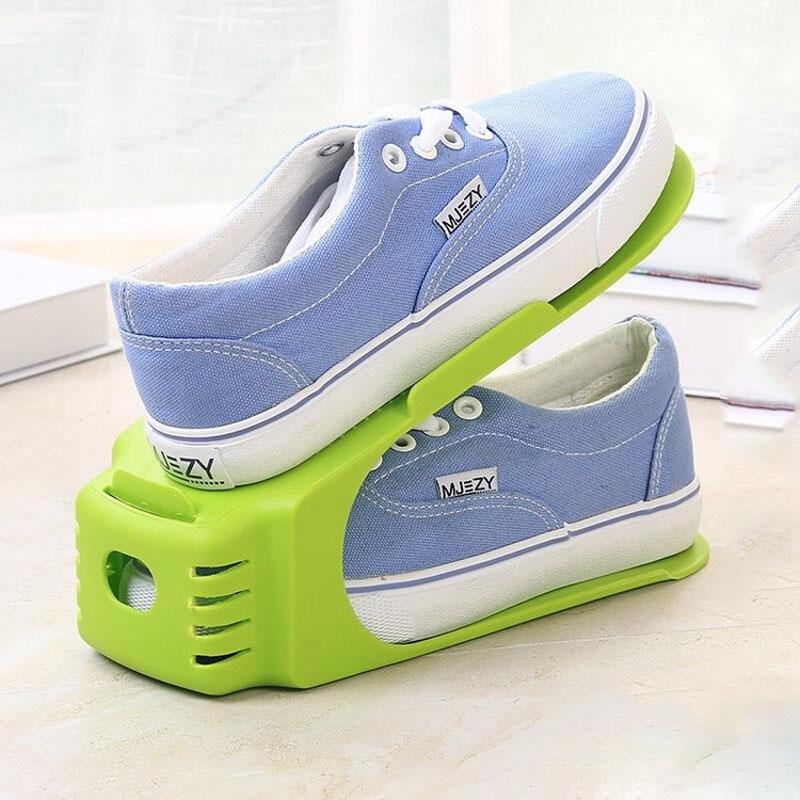 Bộ 5 kệ để giày dép tiết kiệm diện tích