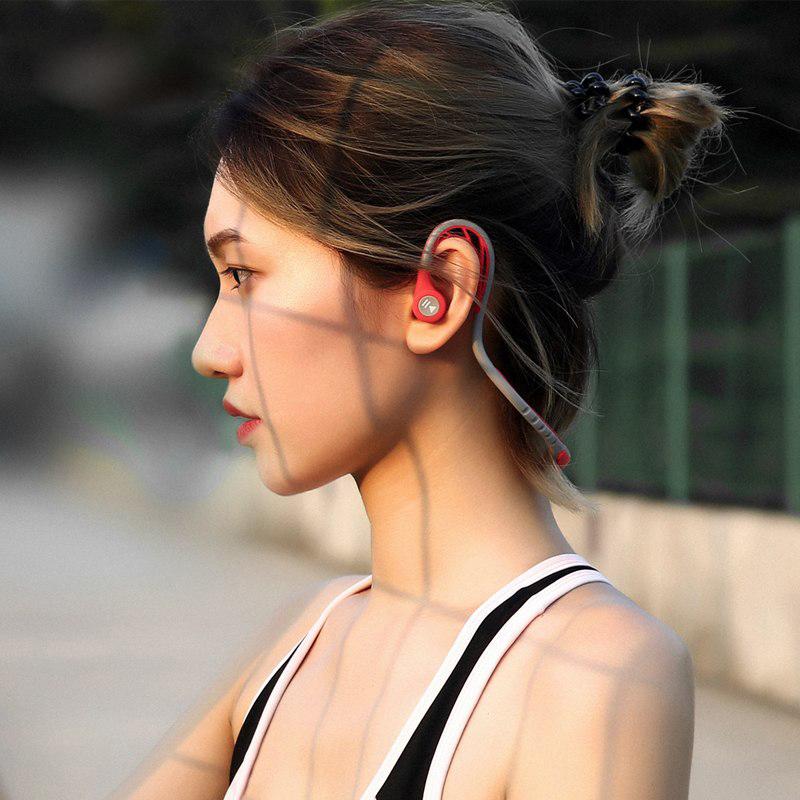 Tai Nghe Nhét Tai Bluetooth Thể Thao Remax RB-S20 - Hàng Chính Hãng + Tặng kèm 1 Ghế Đỡ Điện Thoại Đa Năng T2