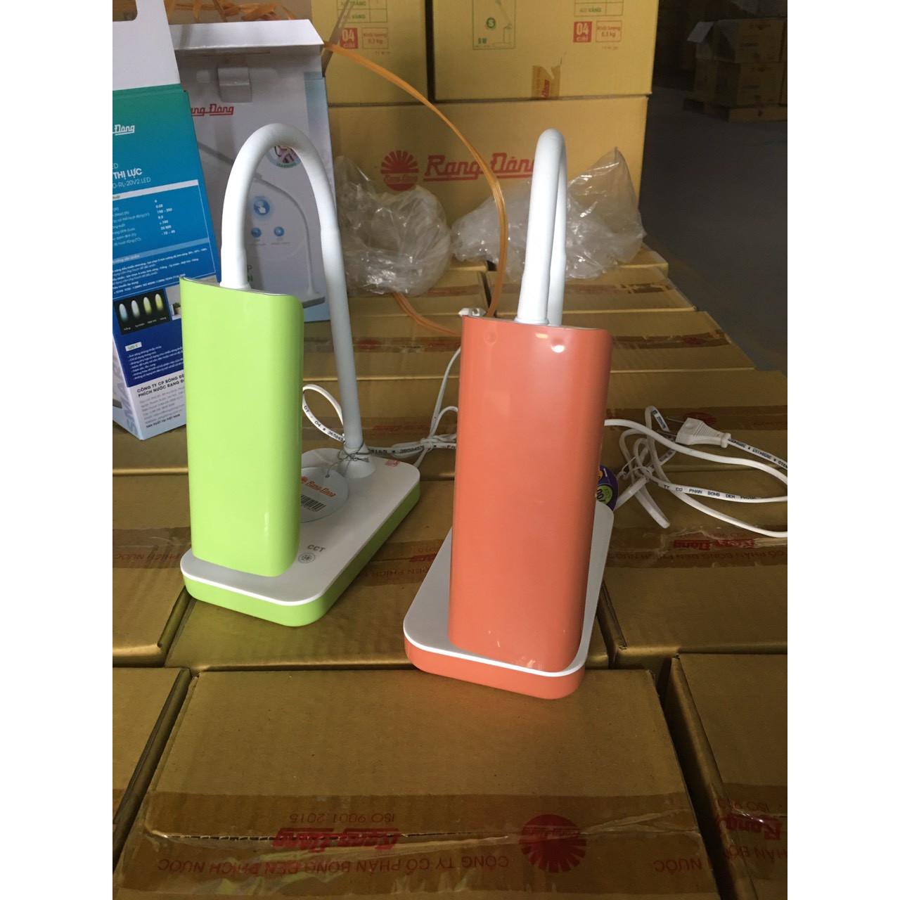 Đèn bàn học LED cảm ứng RD- RL-20 V2.LED giao màu ngẫn nhiên - Đèn bàn  Thương hiệu Rạng Đông
