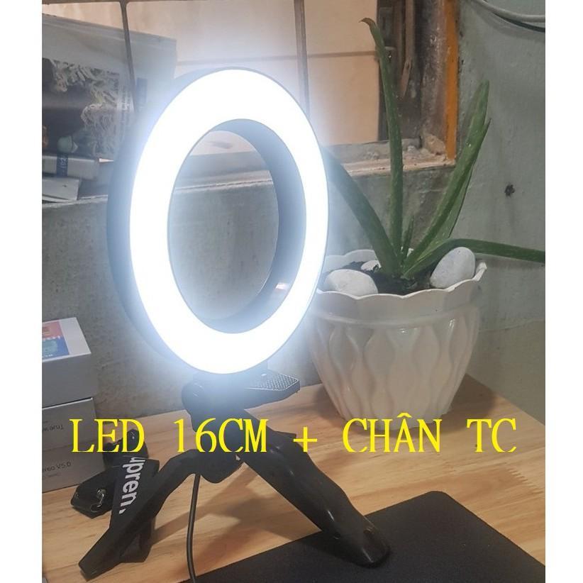 Đèn Led Live Stream ,livestream Hỗ trợ ánh sáng Chụp Ảnh, Make Up Trang Điểm, Chụp ảnh sản phẩm. 3 Chế Độ Sáng