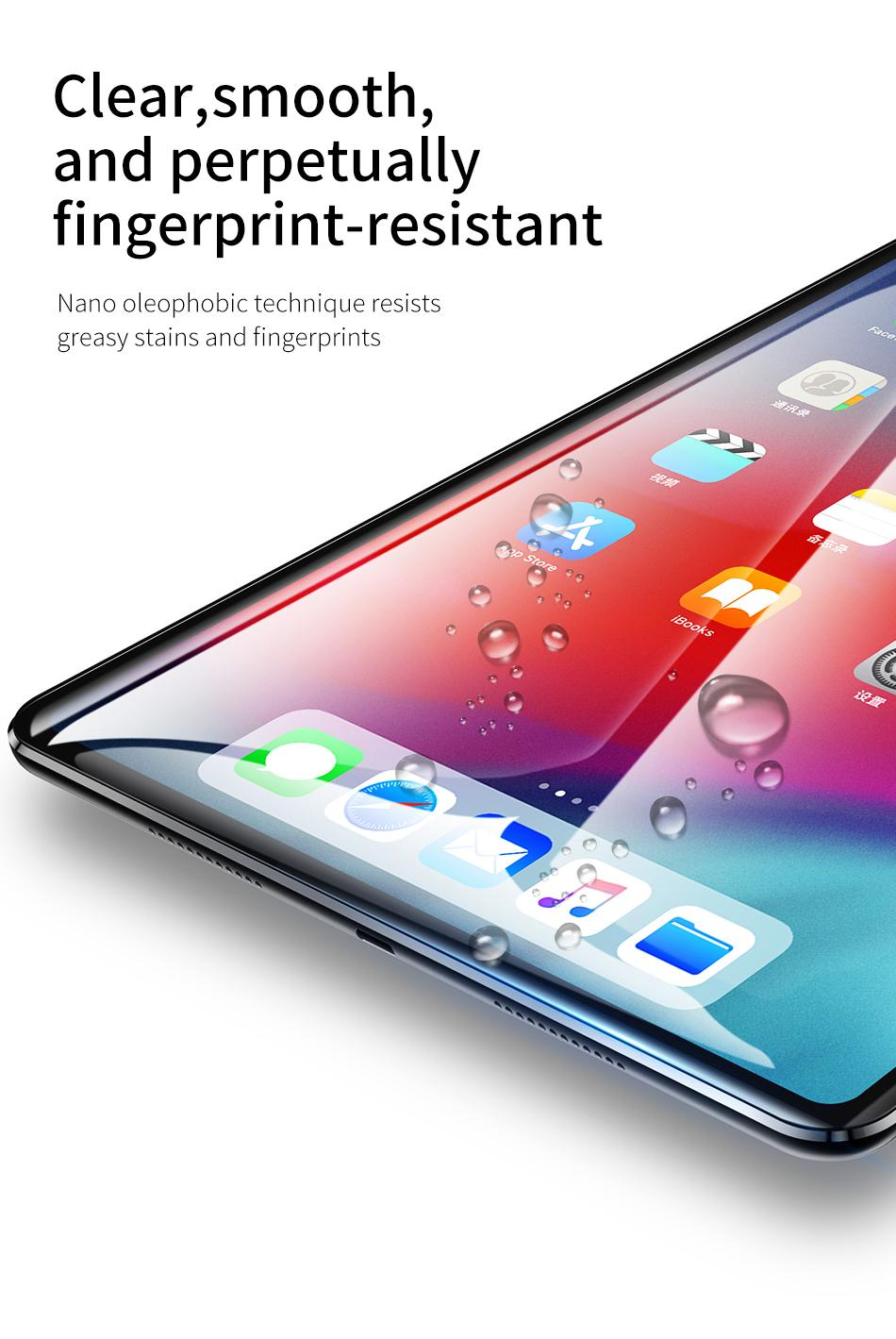 Kính cường lực cao cấp cho iPad Pro 12.9-inch 2018