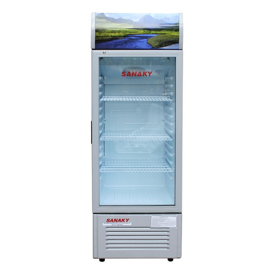 Tủ Mát Sanaky VH-218K3 (180L) - Hàng Chính Hãng