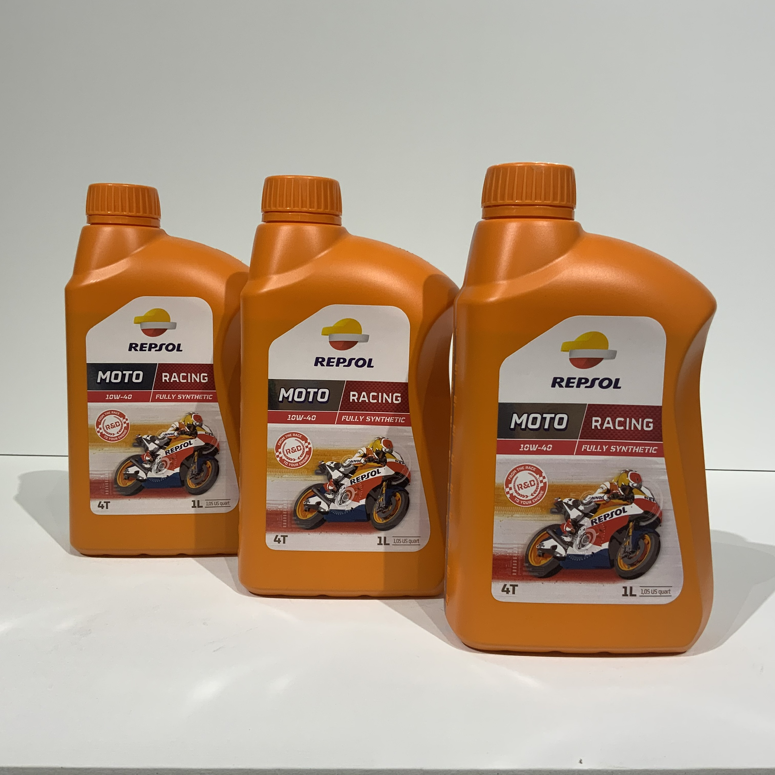 Nhớt Repsol Racing 10W40