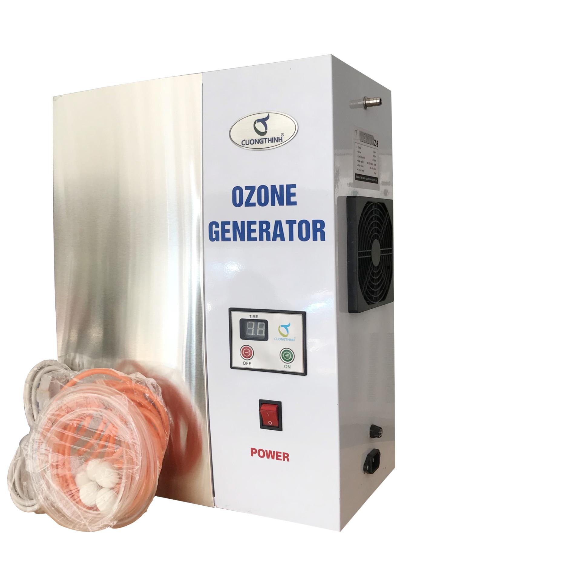 Máy tạo khí ozone khử độc diệt khuẩn công nghiệp Z-2 - Hàng chính hãng Cường Thịnh