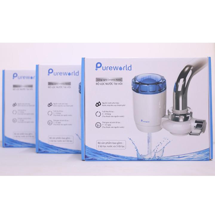 [ 1 LÕI LỌC ] Vòi Lọc Nước PureWorld