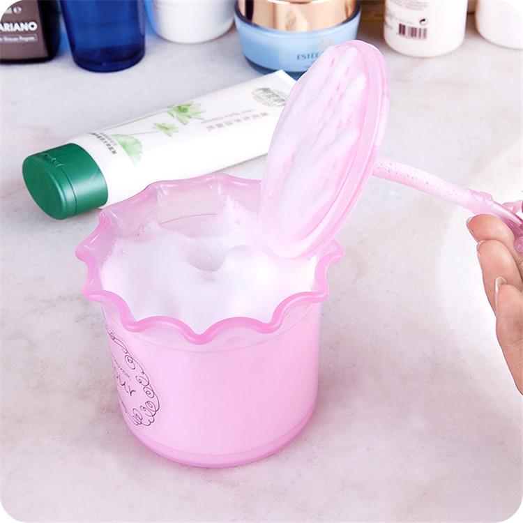 Hộp tạo bọt cho xà phòng, sữa rửa mặt MOHI - Chính hãng (Giao màu ngẫu nhiên)