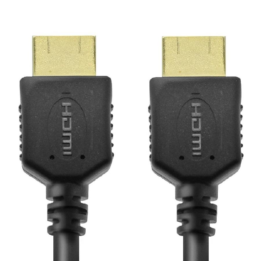 Dây Cáp HDMI 4K2K, 3D Full HD, 3.0m, φ5.8mm Elecom DH-HD14ER30BK - Hàng chính hãng