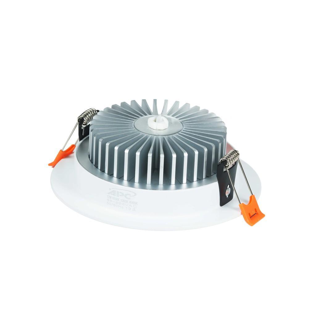 Bóng đèn LED âm trần cao cấp 7W APC