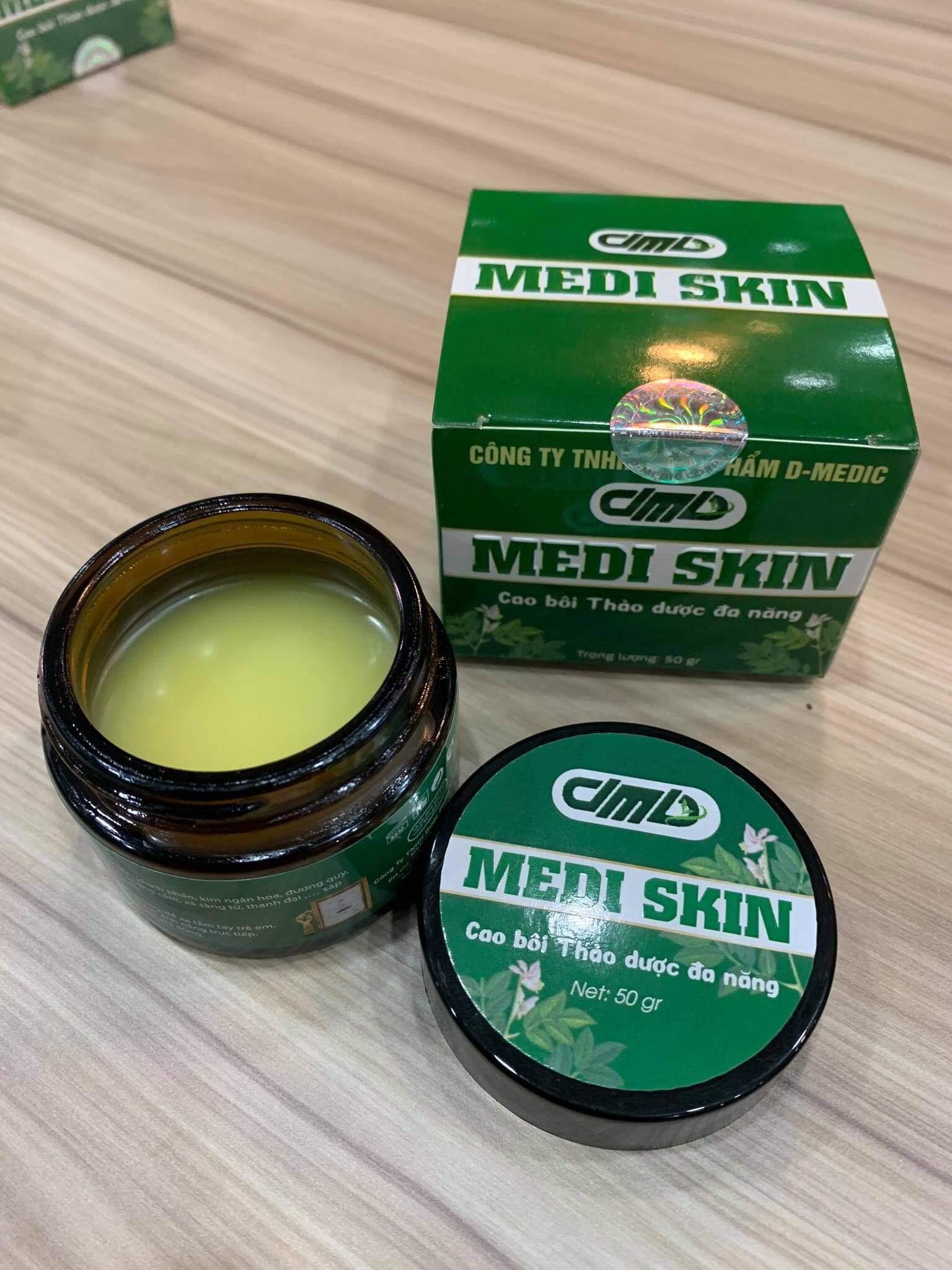 Cao bôi Medi Skin