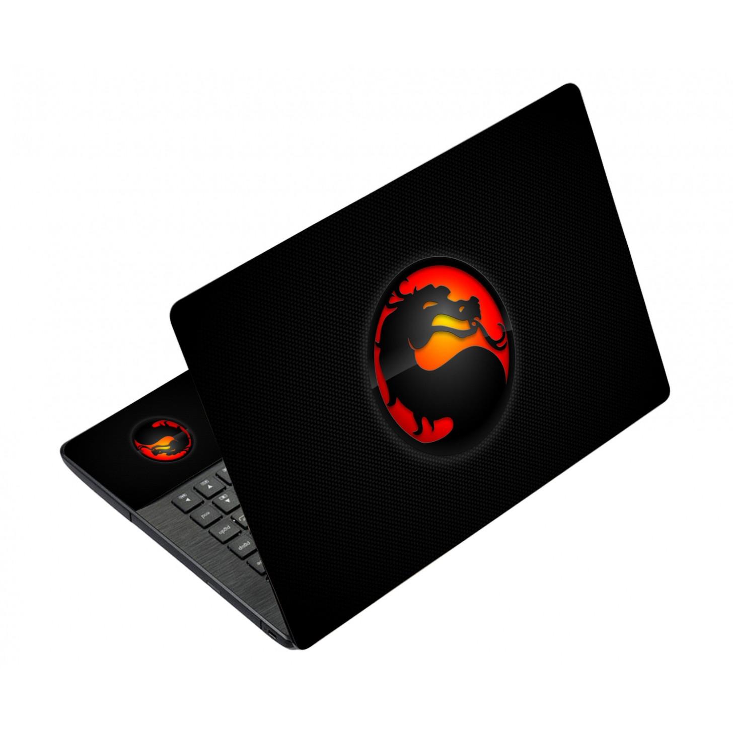 Miếng Dán Decal Dành Cho Laptop - Logo LTLG-80 cỡ 13 inch