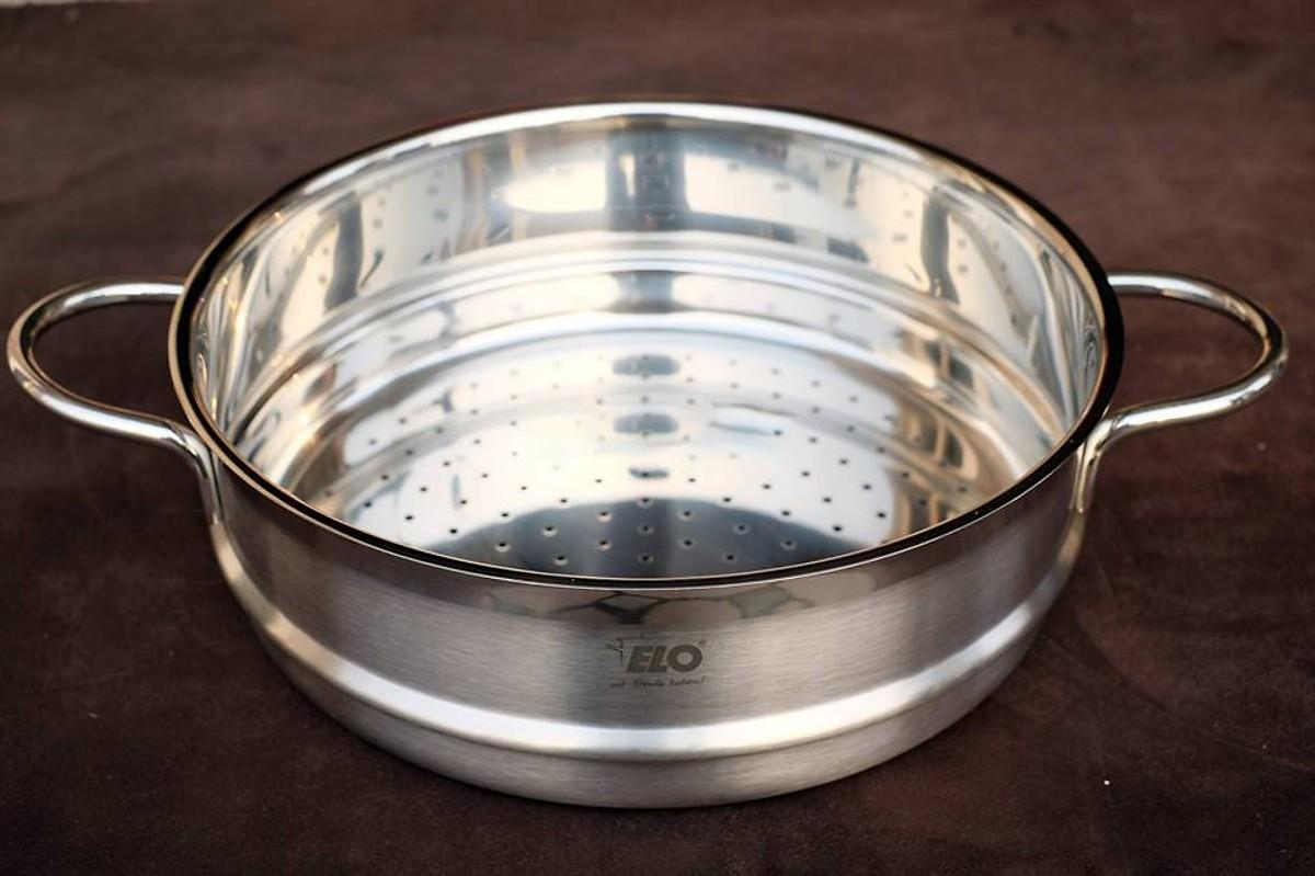 Combo Bộ Nồi Từ ELO SMARAGD PLUS 5 Món + Tặng Bình Dữ Nhiệt Inox 500ml Cao Cấp