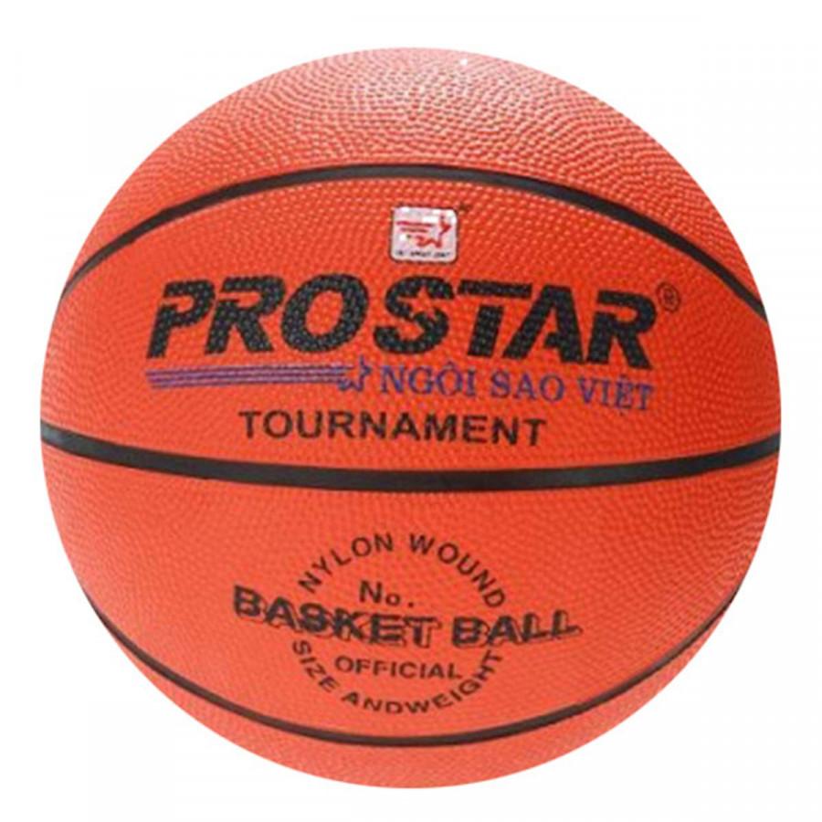 Quả bóng rổ Pro Star cao cấp + tặng kim bơm