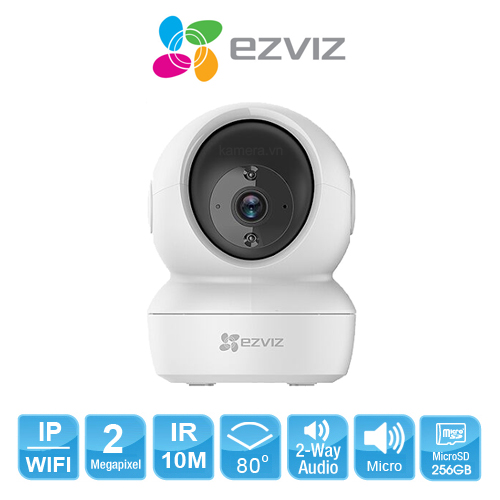 Camera IP Wifi Ezviz C6N 1080p - Hàng Chính Hãng-Giá rẻ nhất thị trường