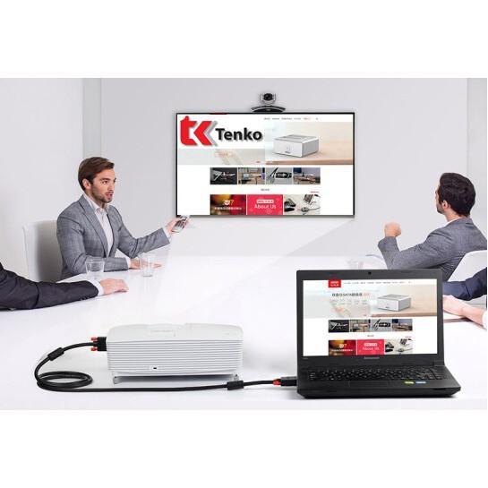 Cáp HDMI 20m hỗ trợ 3D, 4K x 2K Unitek Y-C144 - Hàng nhập khẩu