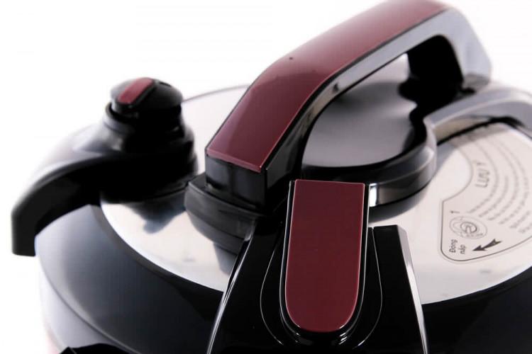 Nồi áp suất điện đa năng SUNHOUSE SHD1755 đỏ 002