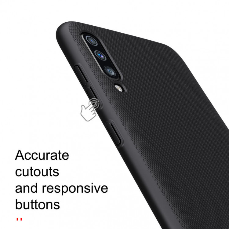 Nillkin Super Frosted Shield Matte cover case for Samsung Galaxy A70