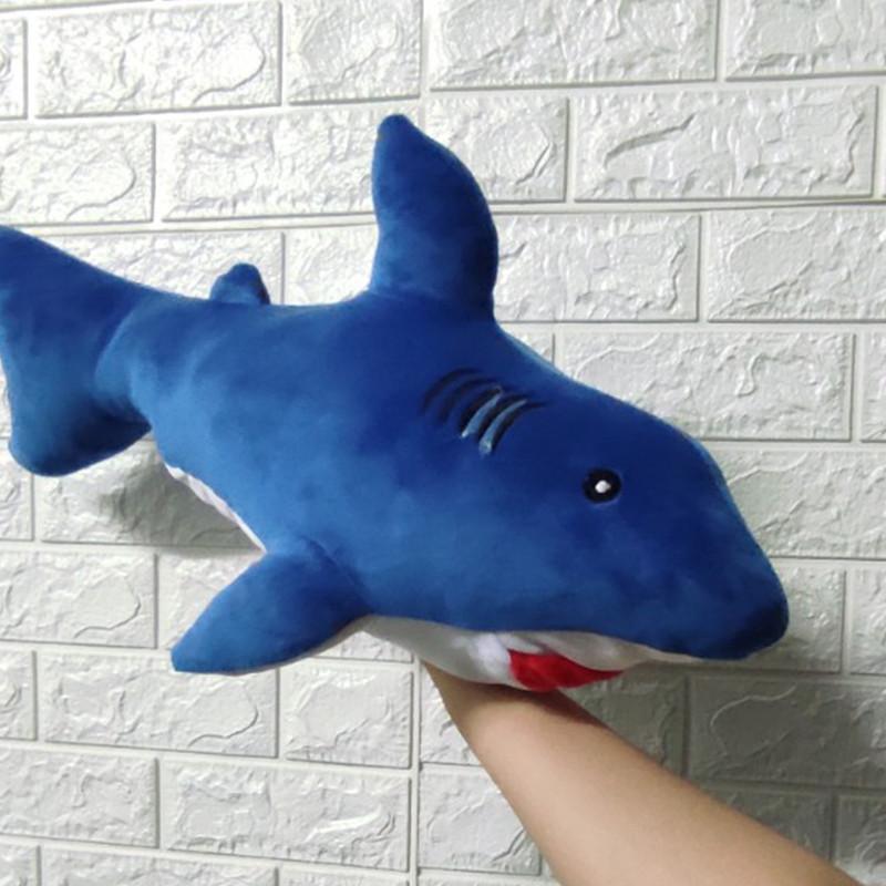 Thú Bông Cá Mập Ngộ Nghĩnh Quà Tặng Siêu Dễ Thương 60cm
