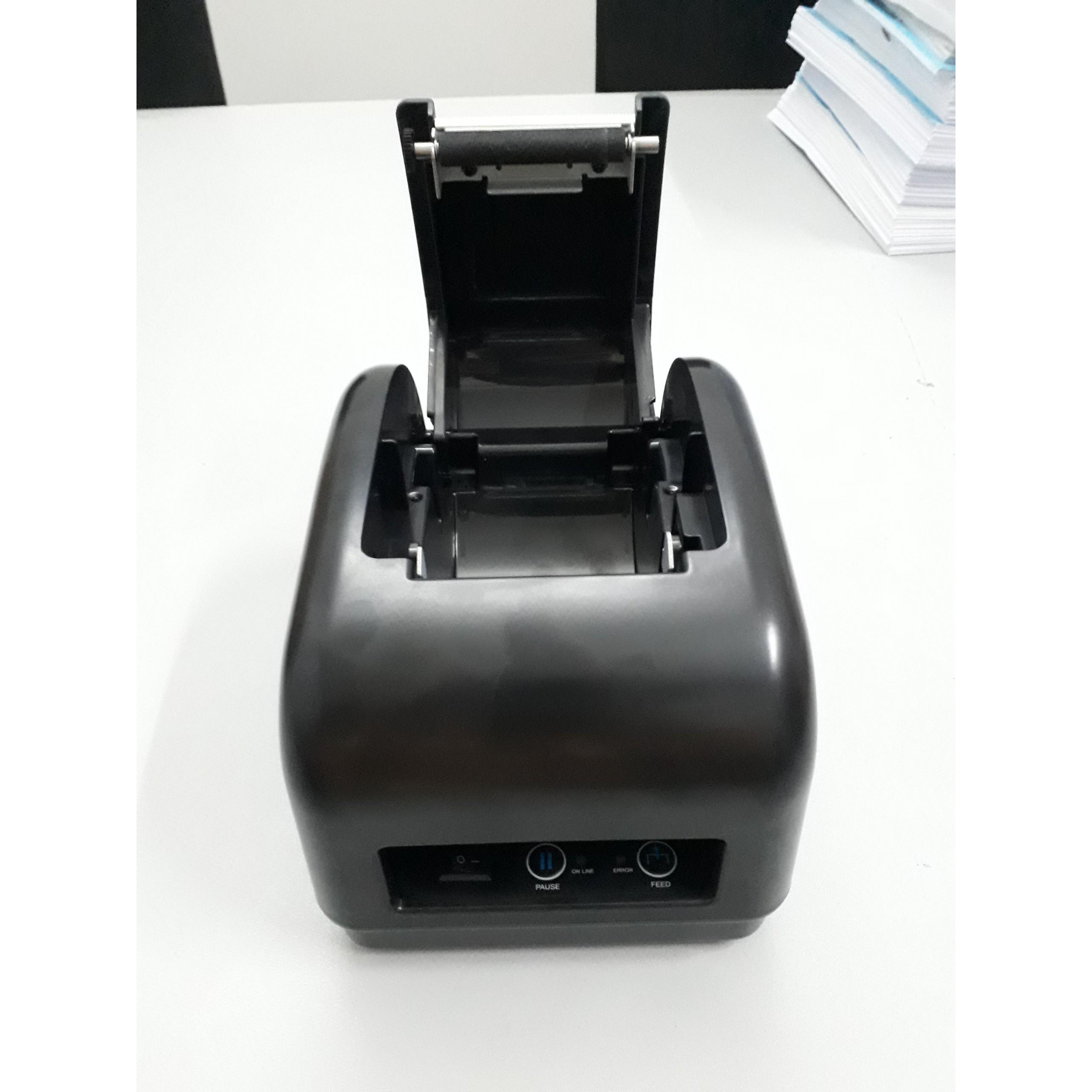 Máy in tem, máy in mã vạch Xprinter XP-285B Cổng kết nối USB + Bluetooth - Hàng chính hãng