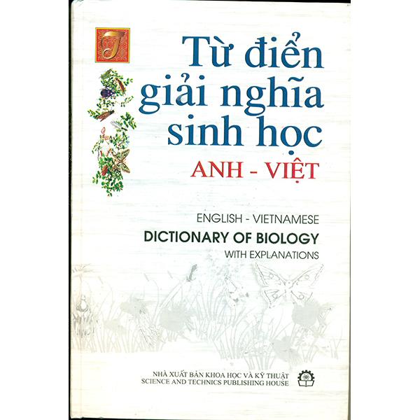 Từ Điển Giải Nghĩa Sinh Học Anh-Việt