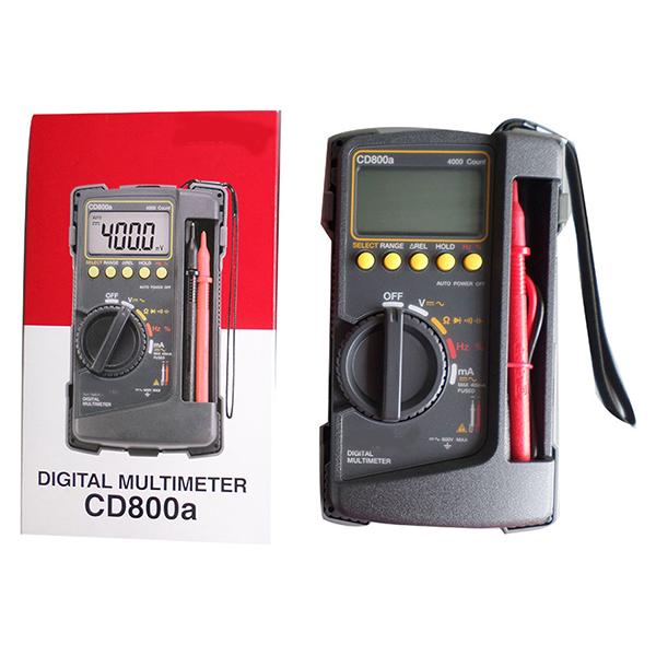 Đồng Hồ Số Đa Năng CD800A