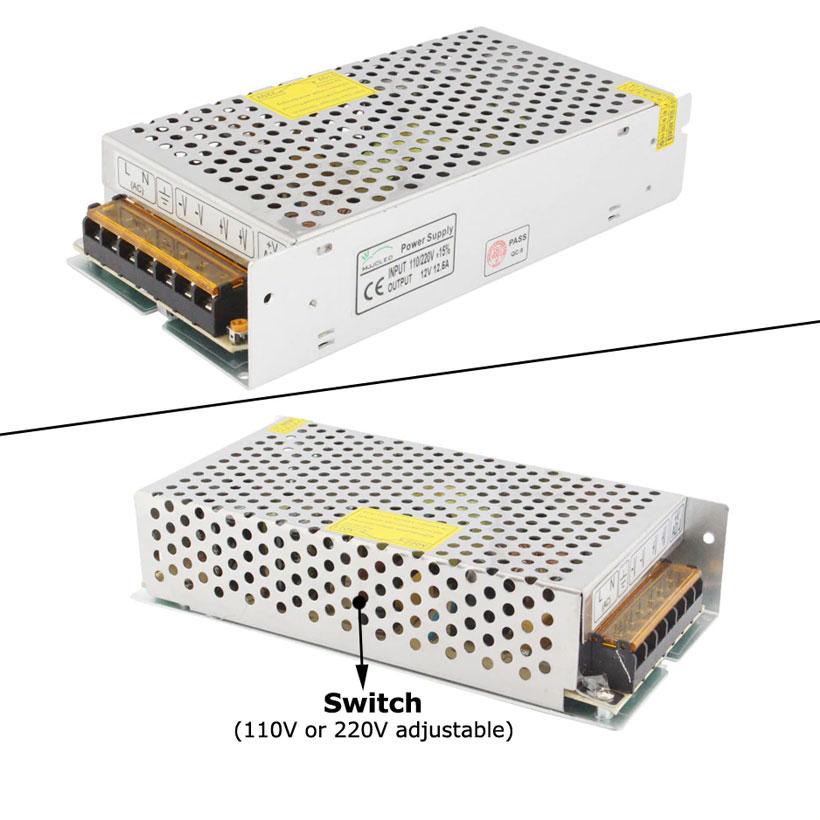 Nguồn tổ ong biến thế đổi điện 220V ra 12V 20A 240W