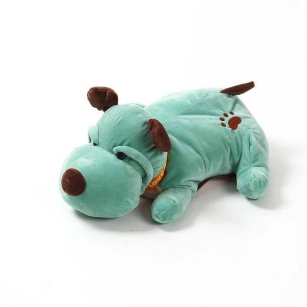 Túi Sưởi Ấm Lưng Họa Tiết Chó  Đa Năng (1 Sản Phẩm)- Dùng Điện  - Màu Xanh mint - Mẫu TSC0248