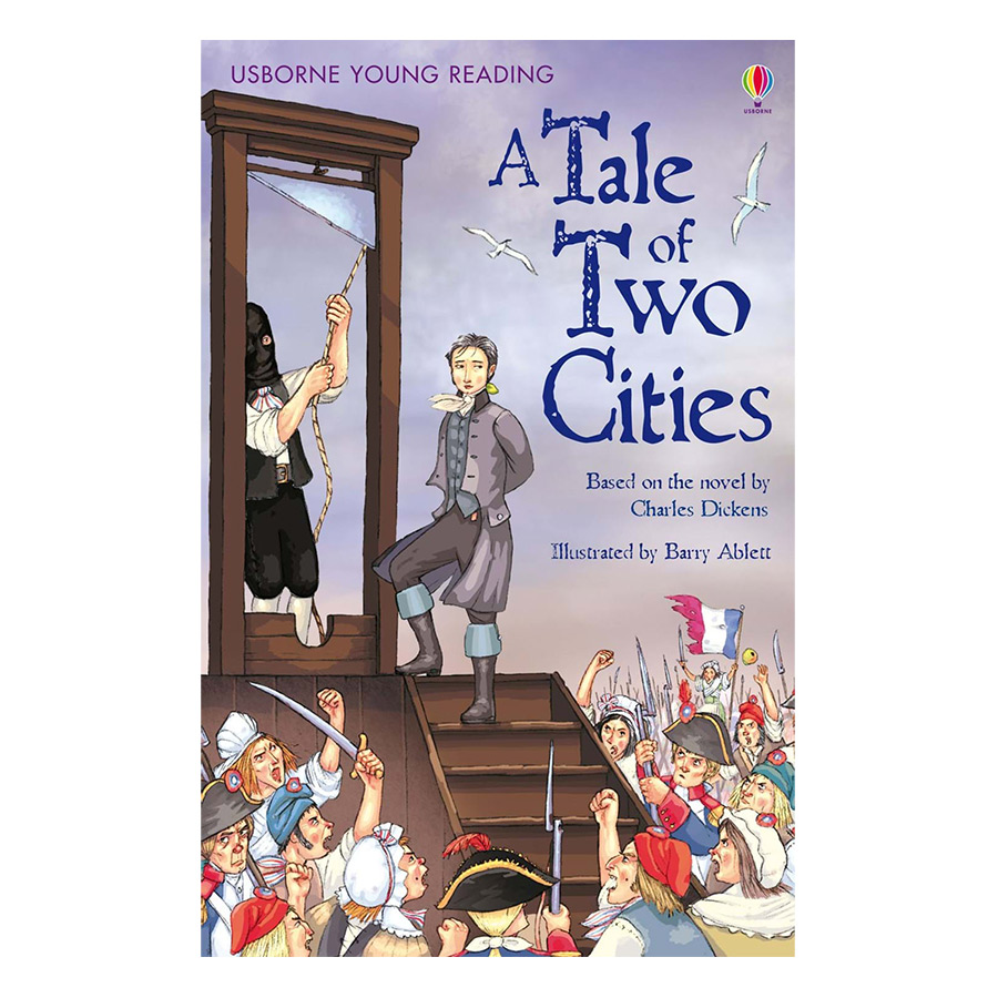 Usborne Young Reading Series Three: A Tale Of Two Cities