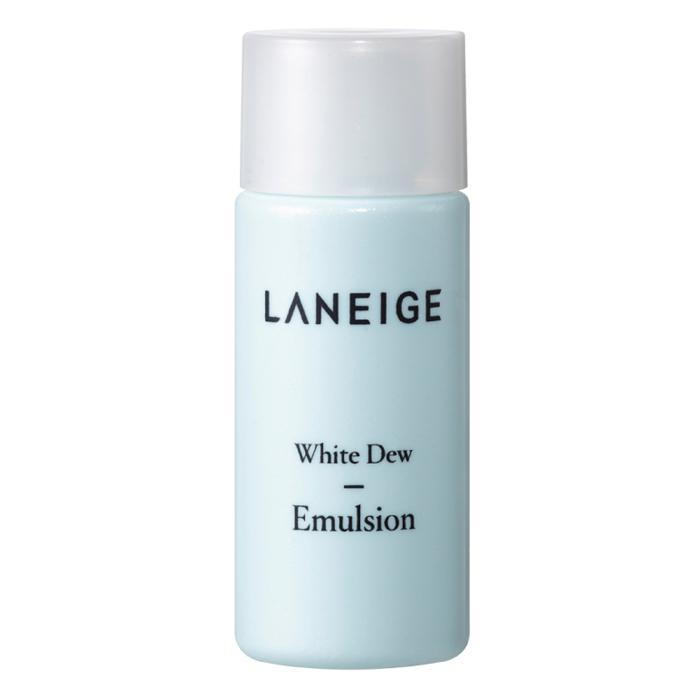Combo Kem Dưỡng Trắng Và Dưỡng Ẩm Laneige White Dew Sherbet Cream (50ml) + Bộ Dưỡng Trắng Và Làm Sáng Da