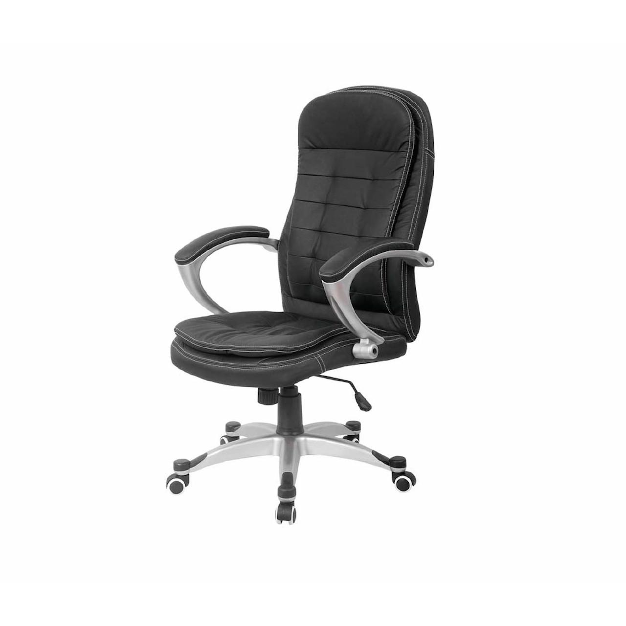 Ghế xoay văn phòng nhập khẩu DA003-U1 (ĐEN)