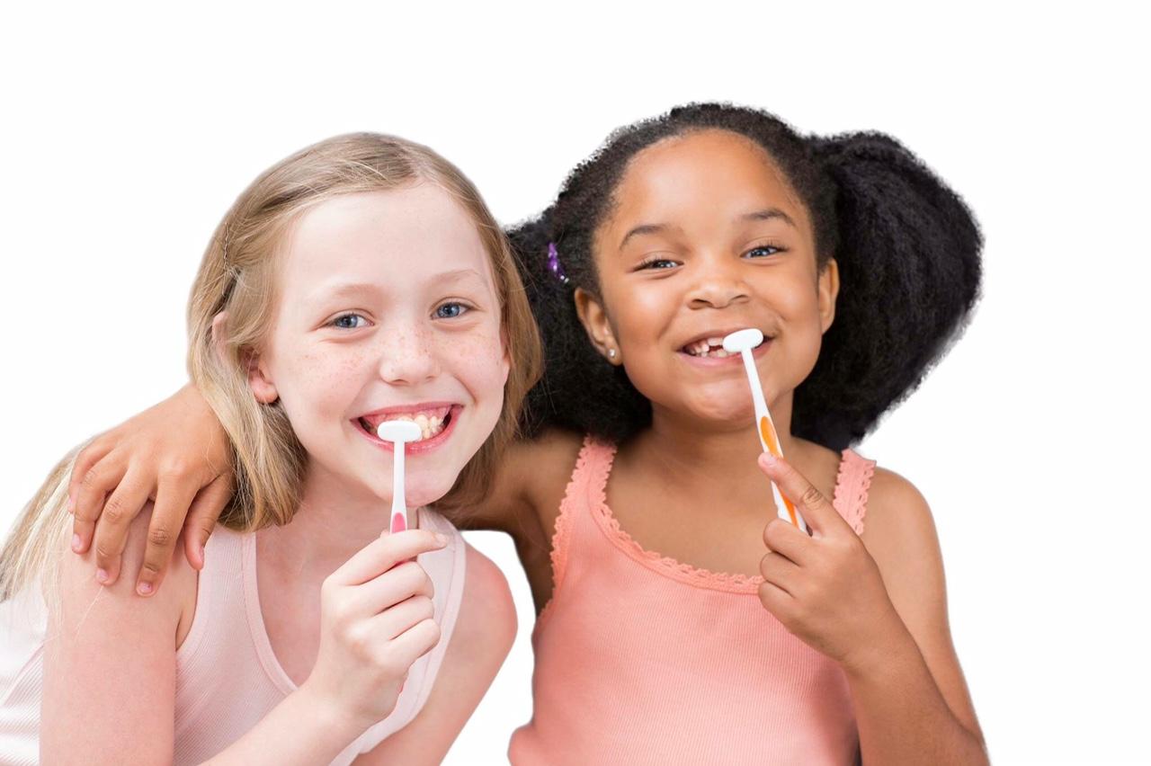 Combo 2 bàn chải đánh răng more-T trẻ em