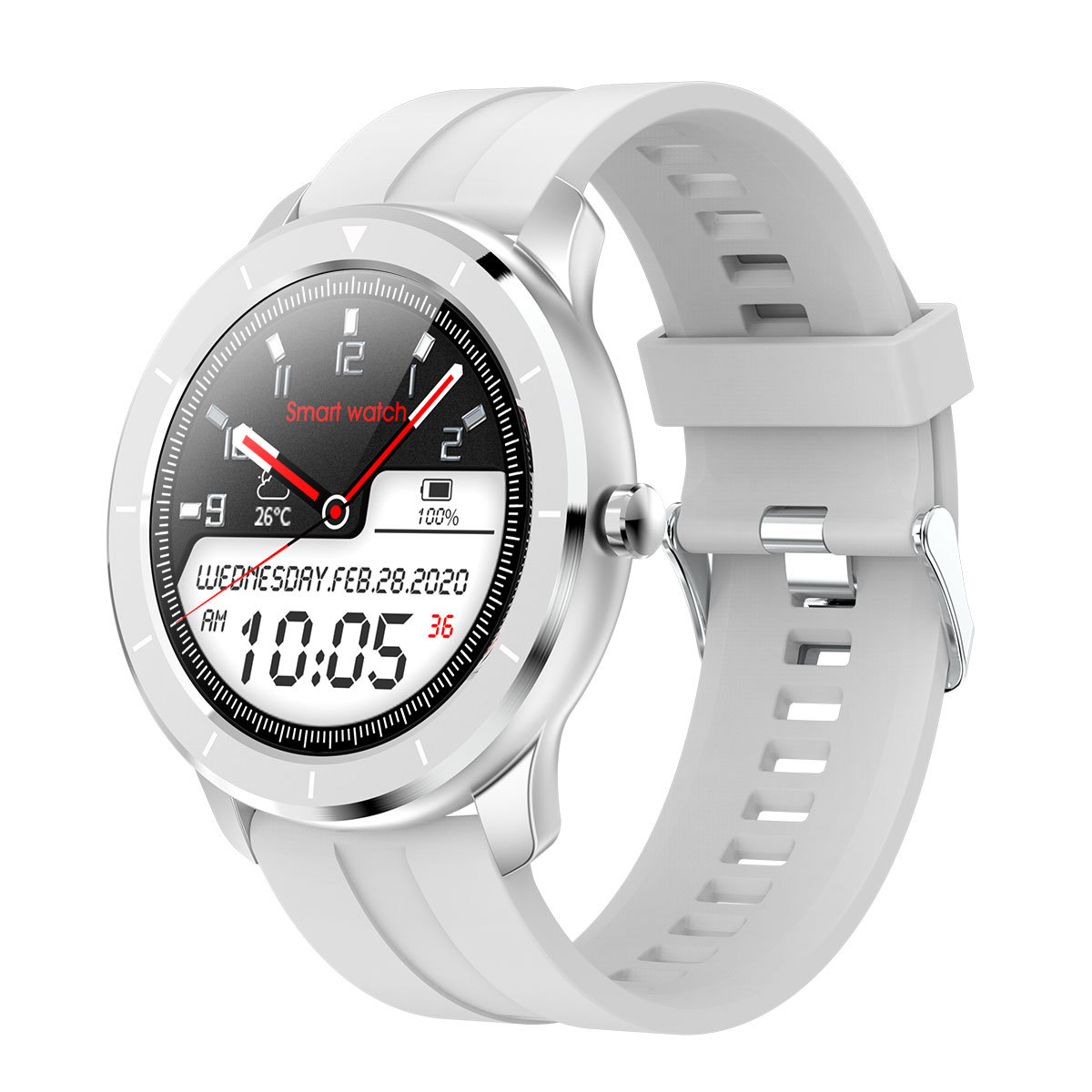 Đồng hồ thông minh theo dõi sức khỏe T006 - Sản phẩm công nghệ