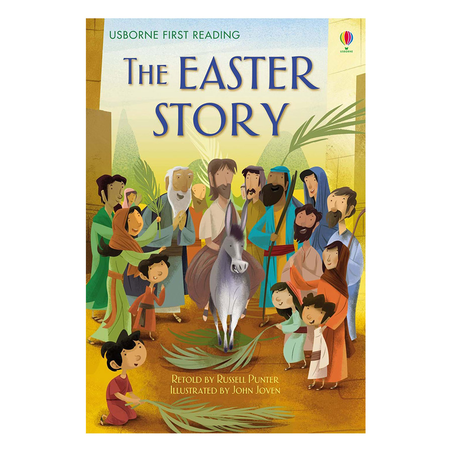 Usborne First Reading Level One: The Easter Story