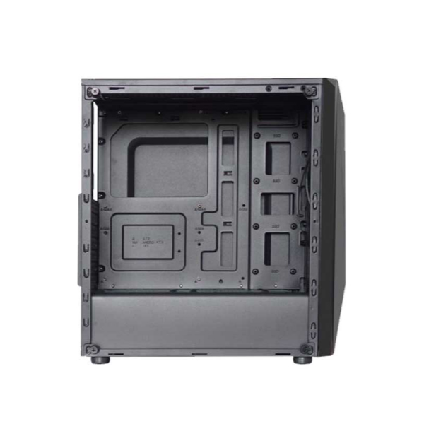 Vỏ thùng máy tính Jetek Game Dimond G9328B (No Fan) - Hàng chính hãng