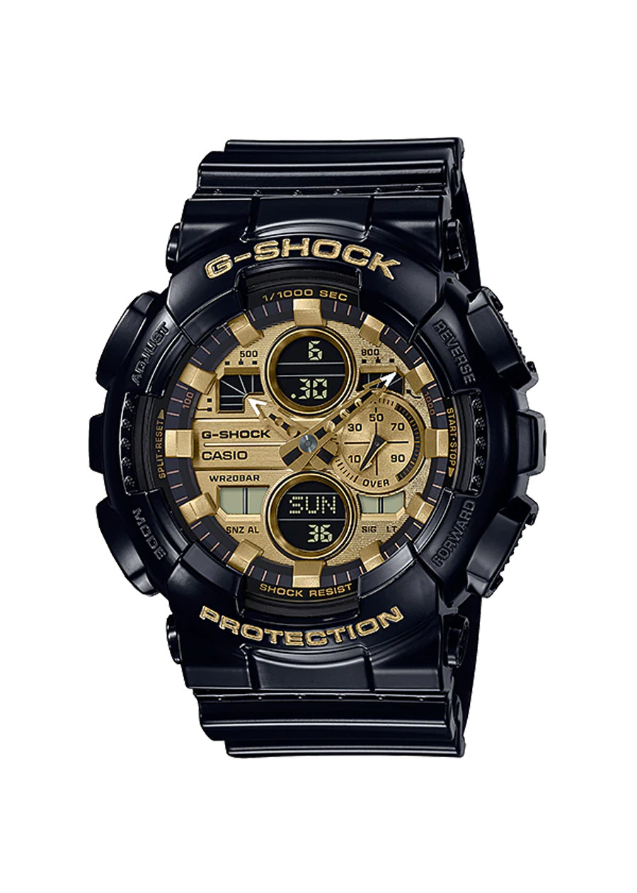 Đồng hồ nam Casio G-Shock chính hãng GA-140GB-1A1DR