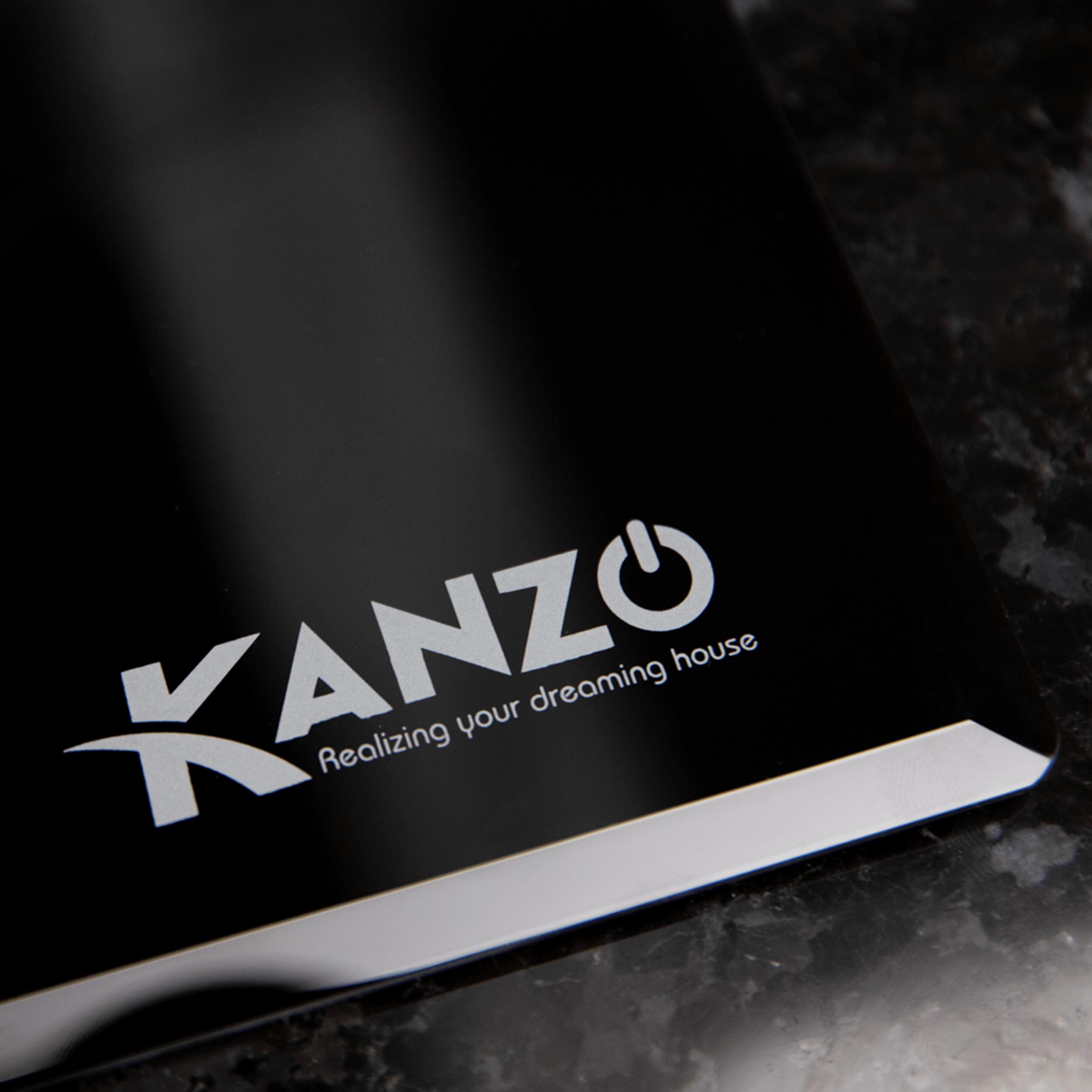 Bếp đôi đa năng KANZO KZ-666IH [01 BẾP TỪ + 01 BẾP HỒNG NGOẠI] - Invester tiết kiêm 35% - IGBT Siemens (Đức) - Hàng chính hãng