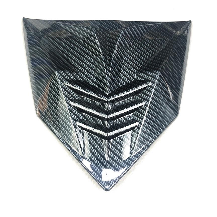 Mặt nạ xe Winner X màu carbon