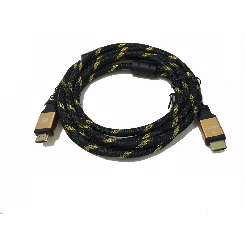 CÁP HDMI KM 3m (1.3) 03098,cáp hdmi dài 3m chuẩn 1.3-hàng chính hãng