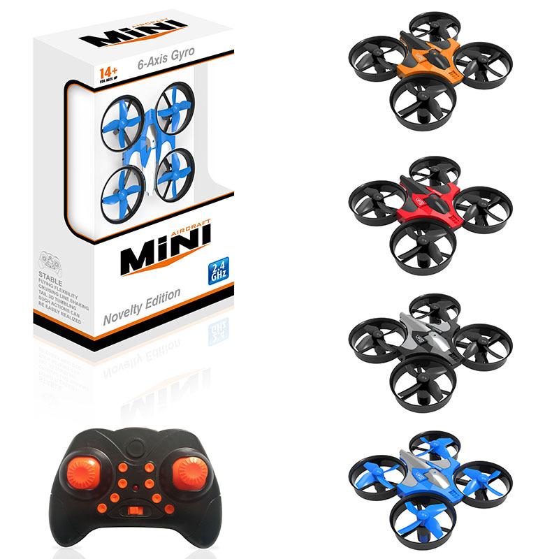 Flycam mini RH807 - Phiên bản tự cân bằng giữ độ cao - Màu giao ngẫu nhiên