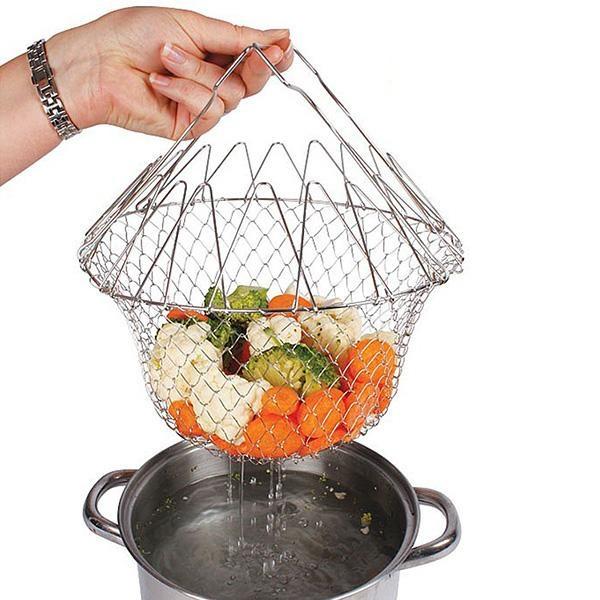 Rổ Chef Basket mẫu mới