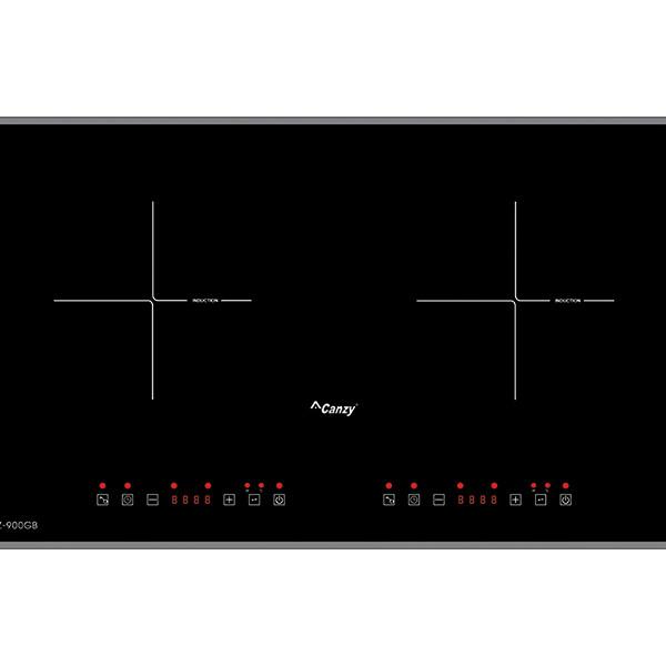 Combo Bếp Từ CANZY CZ 900GB + Attomat Cao Cấp - Chính Hãng