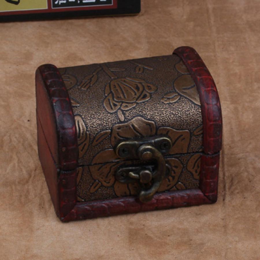 Hộp Đựng Trang Sức Vintage Jewelry