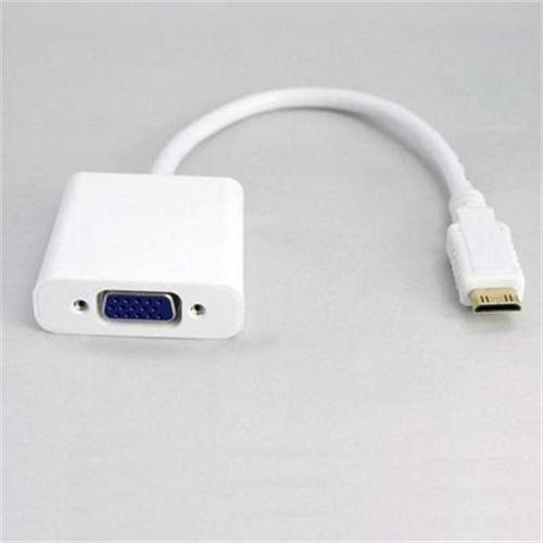 CÁP CHUYỂN MINI HDMI TO VGA