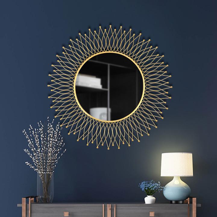 Gương trang trí treo tường cao cấp
