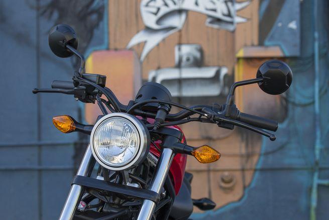 Xe Máy Honda Motor Rebel 300 - Đỏ=115.730.000đ