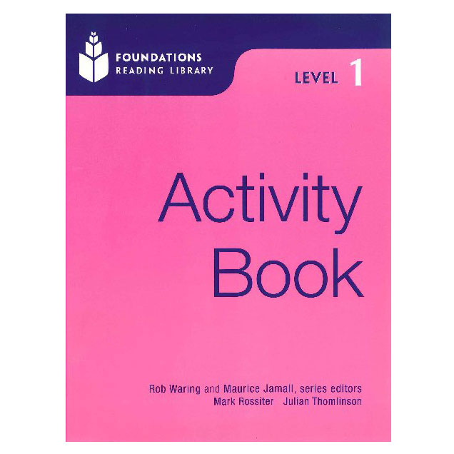 Foundations Reading Library 1: Activity Book