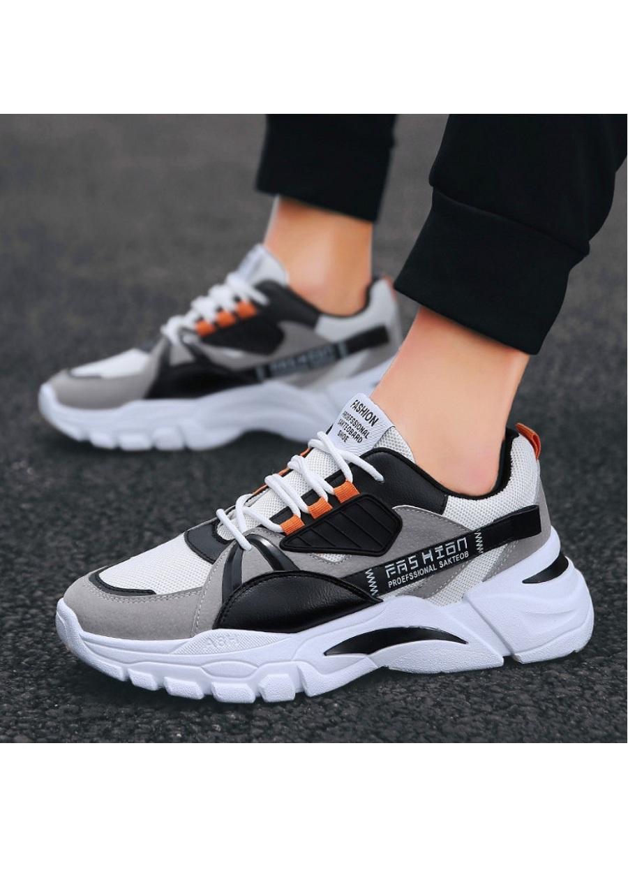 Giày nam, giày sneaker thể thao nam tăng chiều cao lót thông hơi cao cấp mẫu mới nhất SP-A344