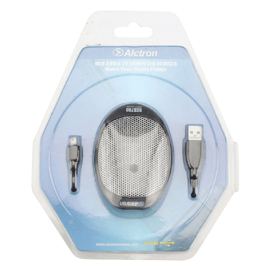 Micro Thu Âm, Họp Trực Tuyến Alctron USB700 - Hàng Chính Hãng