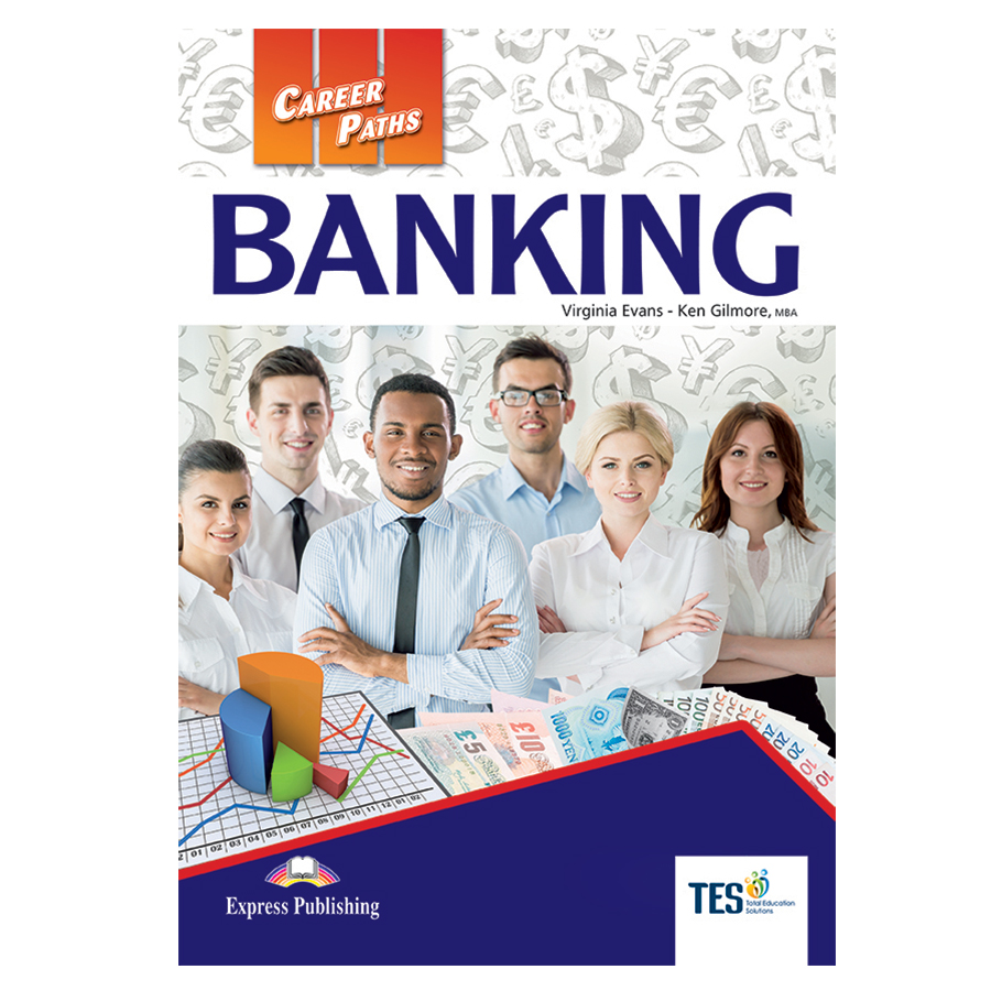 Career Paths Banking (Esp) Student's Book With Crossplatform Application