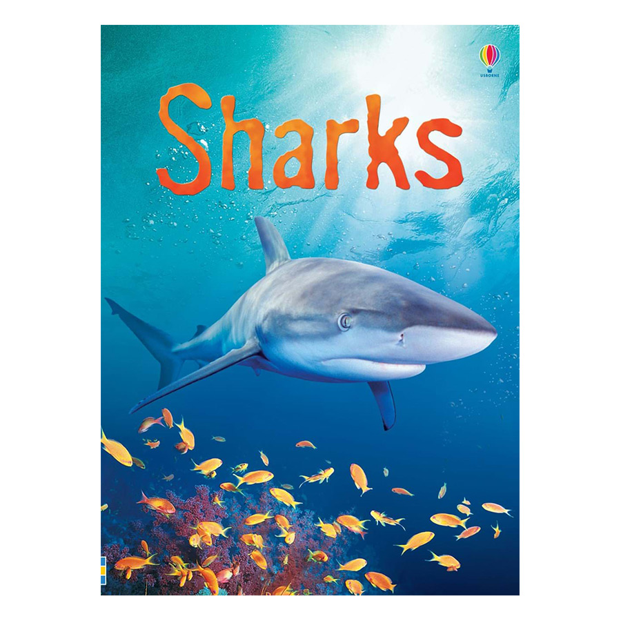 Usborne Sharks