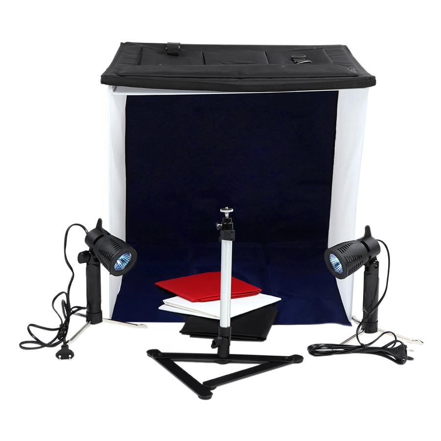 Bộ Sản Phẩm Chụp Hình Full Kit (60 x 60 cm) - Hàng Nhập Khẩu